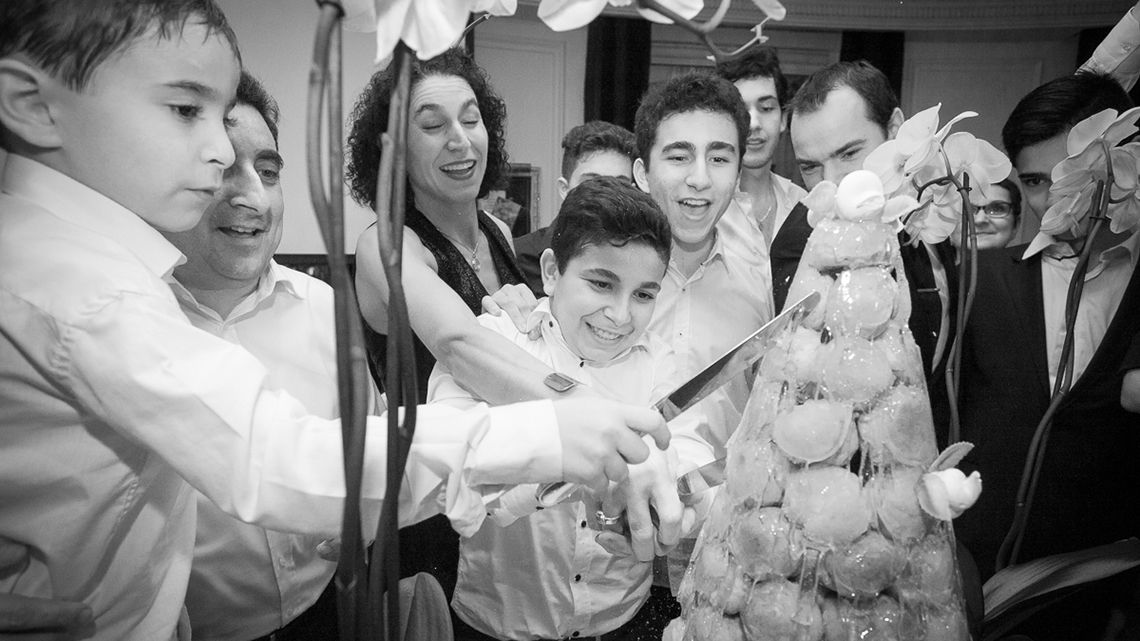 Bar Mitzva Jeremy by Narezo Studio Photographe
