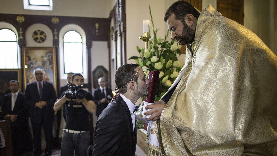 mariage caroline et zareh by narezostudio - Religion Armenienne Mariage